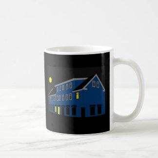 Night Classic White Coffee Mug
