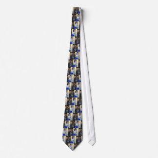 Night Night Kitty Neck Tie