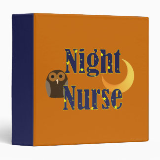 Night Nurse Binder