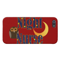 Night Nurse iPhone 5 Case