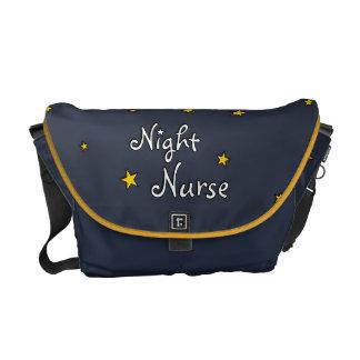 Night Nurse Courier Bags