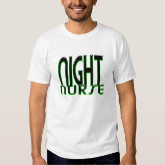 NIGHT NURSE SHIRT