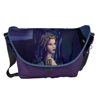 Night of Mists and Dreams Bag Courier Bag
