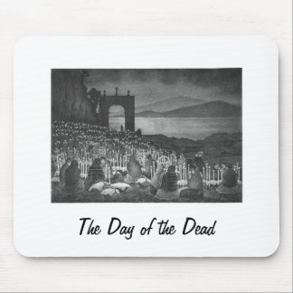 Night of the Dead. Janitzio, Mexico. c. 1958 Mouse Pad