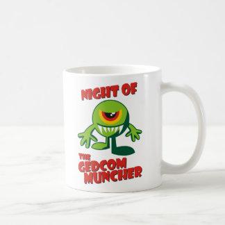 Night Of The GEDCOM Muncher Coffee Mugs