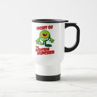 Night Of The GEDCOM Muncher Coffee Mug