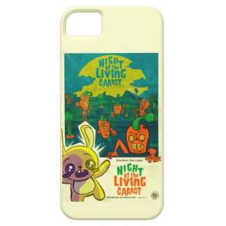 Night of the Living Carrot! Iphone Case