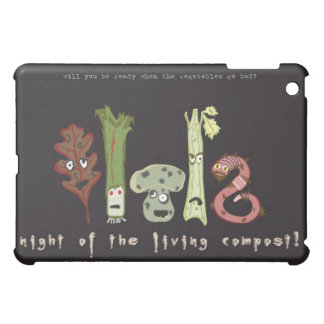 night of the living compost! iPad mini covers