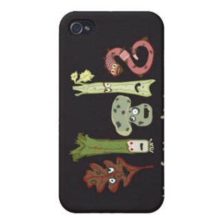 night of the living compost! iPhone 4/4S cases