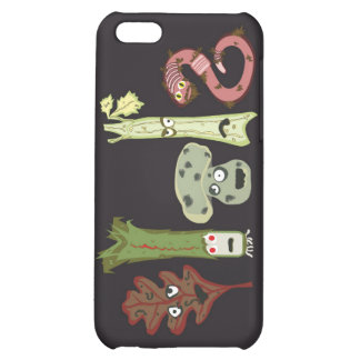 night of the living compost! iPhone 5C cover