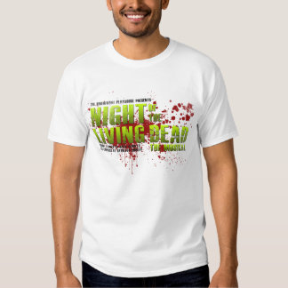Night Of The Living Dead: The Musical LOGO T T-Shirt