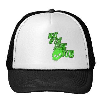 Night of the living Dub FUN HORROR PARODY DUBSTEP Hats