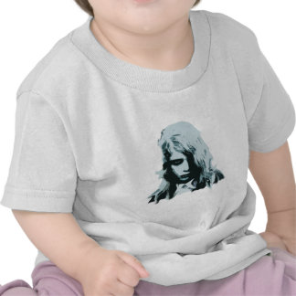 Night of the living zombie girl shirt
