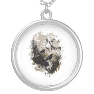 night of the raven affected design custom jewelry
