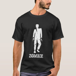 NIGHT OF THE ZOMBIES  by B.McNutt T-Shirt