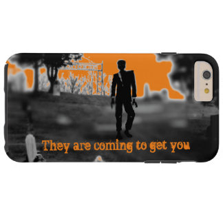 NIGHT OF THE ZOMBIES TOUGH iPhone 6 PLUS CASE