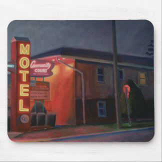 Night on Broadway 2003 Mouse Pad
