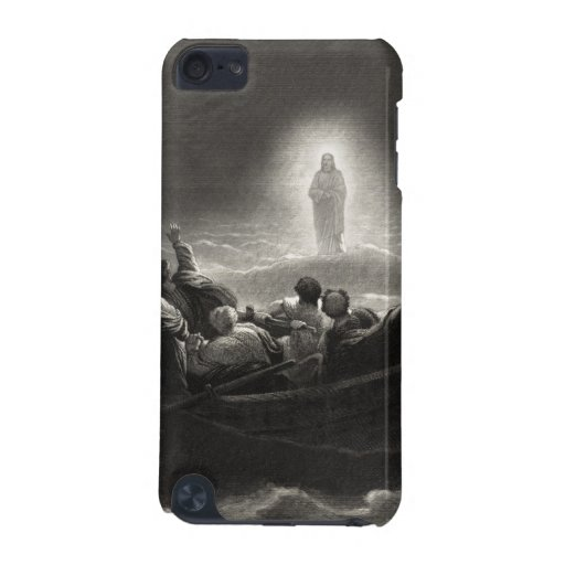 """""""Night on the Sea of Galilee"""" iPod Touch case"""