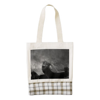 Night Ops Zazzle HEART Tote Bag