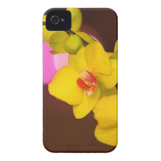 Night Orchid iPhone 4 Case-Mate Cases