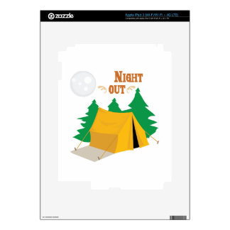 Night Out Skins For iPad 3
