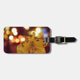 Night out to remember luggage tag