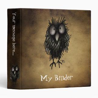 Night Owl 3 Ring Binder