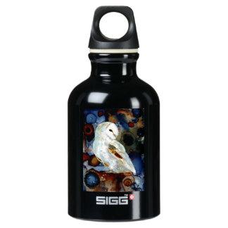 Night Owl Aluminum Water Bottle