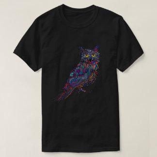 Night Owl Art by David T-shirt