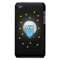 Night Owl Barely There iPod Cover