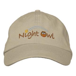 Night Owl Baseball Cap