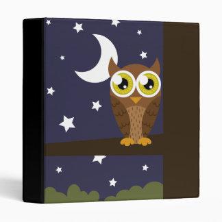 """Night Owl"" Binder"