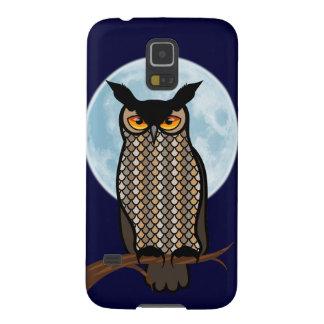 Night Owl Blue Moon Galaxy Nexus Cover