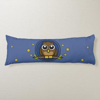 Night Owl Body Pillow