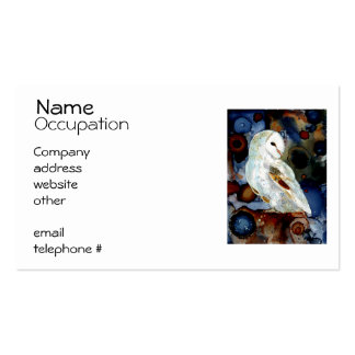 Night Owl Business Card