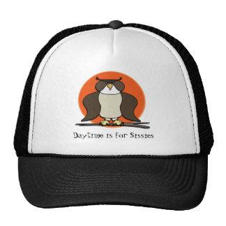 Night Owl Cap Trucker Hat