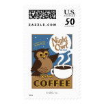 Night Owl Coffee Postage