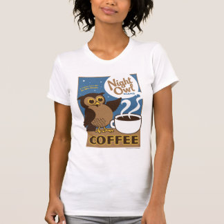 Night Owl Coffee T-Shirt
