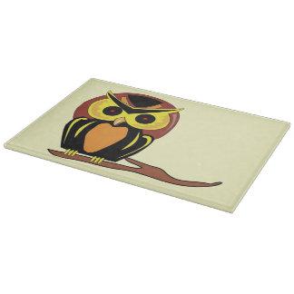 Night Owl Cutting Boards