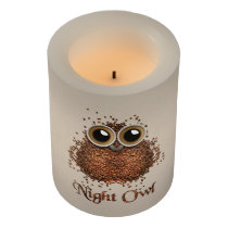 Night Owl Flameless Candle