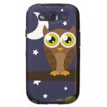 """""""Night Owl"""" Galaxy S3 Case"""