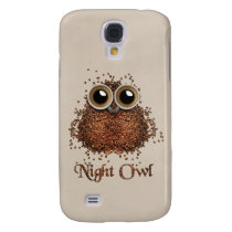 Night Owl Galaxy S4 Cover