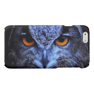Night owl glossy iPhone 6 case