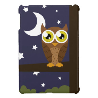 """Night Owl"" iPad Mini Cases"