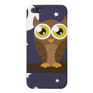 """Night Owl"" iPhone 5/5S Case"