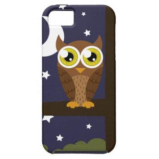 """Night Owl"" iPhone 5 Case"