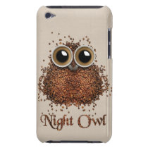 Night Owl iPod Case-Mate Case