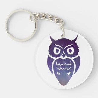 Night Owl Keychain