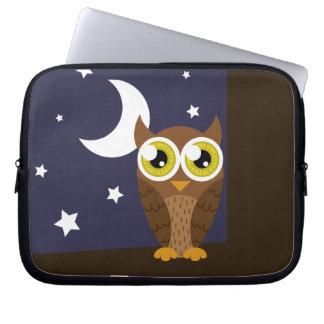 """Night Owl"" Computer Sleeves"