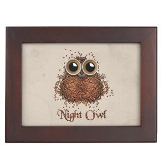 Night Owl Memory Box